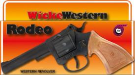 100er Westerncolt Rodeo ca. 19,8 cm, Box