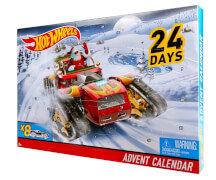 Adventskalender Hot Wheels 2017