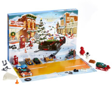 Mattel FYN46 Hot Wheels Adventskalender 2019
