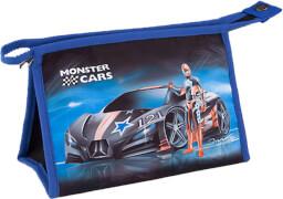 Depesche 6289 Monster Cars Waschtasche