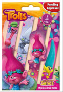 Trolls Mini Slap Snap Bands